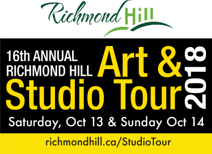 Richmond Hill Studio Tour 2018